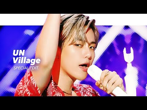 BAEKHYUN 백현 - 'UN Village' Stage Mix(교차편집) Special Edit.