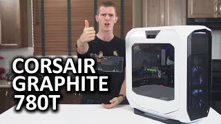 Corsair 780T Graphite Case