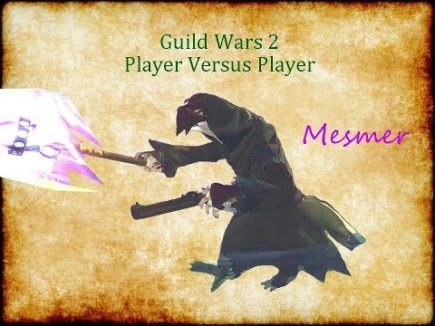 Guild Wars 2 PvP (Mesmer(Chronomancer))