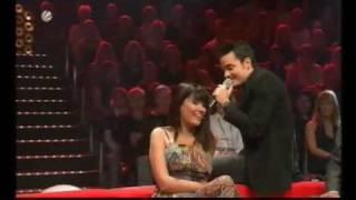 Giovanni Zarrella singt wundervoll für janaina bei Kuschelrock