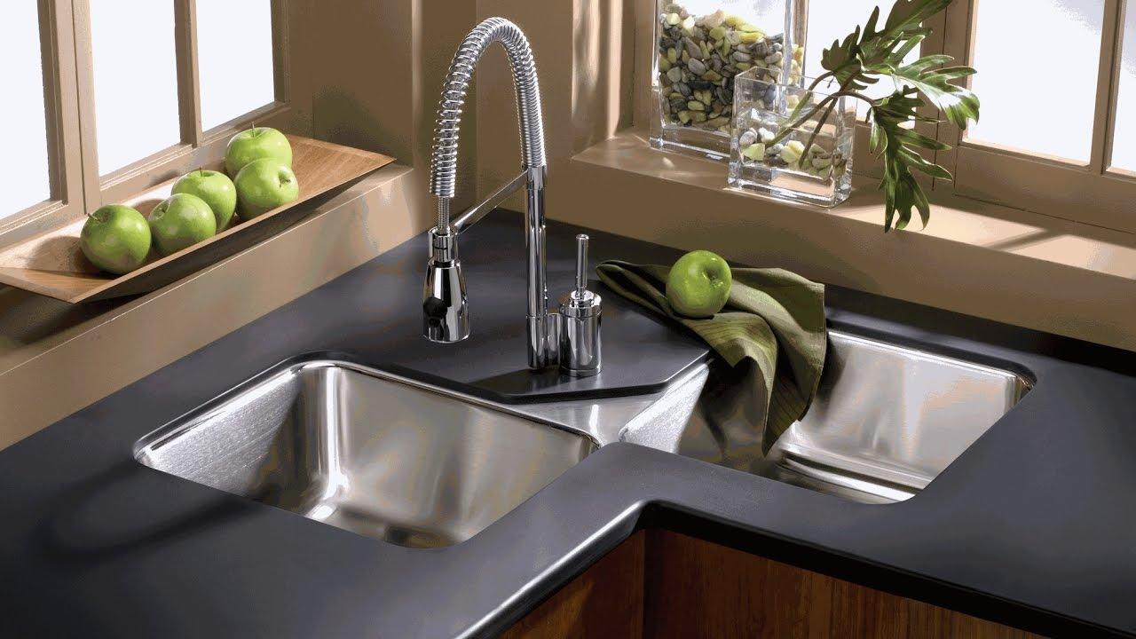 deep kitchen sink signs sinks youtube