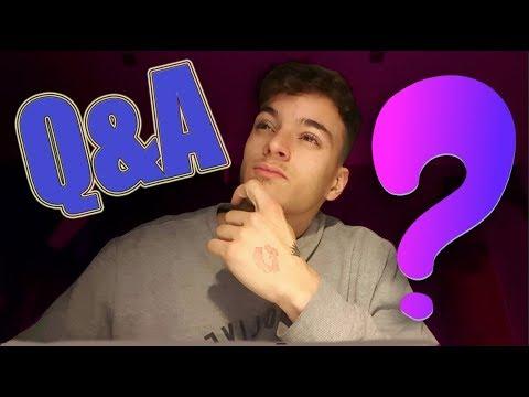 Q&A - RUTINA ACTUAL? PROYECTOS FUTUROS?