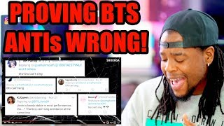 How BTS Roasted Haters || Cool, Classy, Savage BTS | Reaction!!!