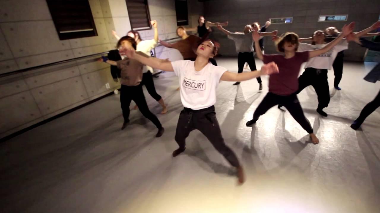 Contemporary Jazz Dance Choreography Gotan Project Mix