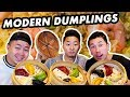 ARE THESE THE BEST DUMPLINGS IN THE WORLD??! // Fung Bros
