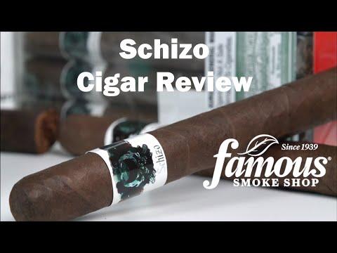 Schizo by Asylum Cigars Review - Famous Smoke Shop