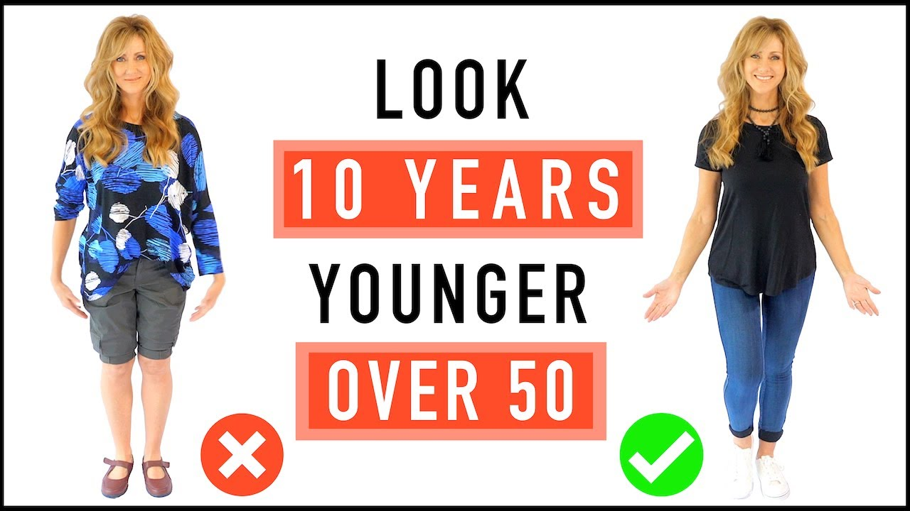 Look 10 Years Younger | CASUAL OUTFIT Ideas And Style Tips For Mature Women Over 50!