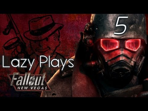 Lazy Plays - Fallout: New Vegas - Part 5 - Search & Rescue
