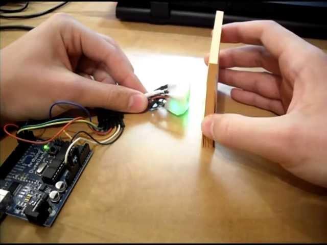 Color Detection Sensor - YouTube