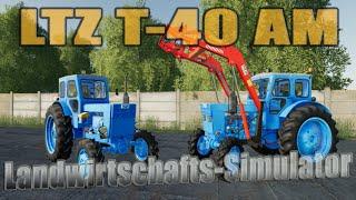 "[""Farming"", ""Simulator"", ""LS19"", ""Modvorstellung"", ""Landwirtschafts-Simulator"", ""LS19 Modvorstellung Landwirtschafts-Simulator : LTZ T-40AM V 1.0.1"", ""LTZ T-40 AM V 1.0.1"", ""LTZ T-40 AM"", ""LS19 Modvorstellung Landwirtschafts-Simulator : LTZ T-40 AM""]"