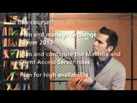 Microsoft Exchange 2013 Fundamentals | Microsoft on edX | Course About Video