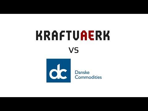 Kraftvaerk vs Danske Commodities - FirmaCS Group Stage