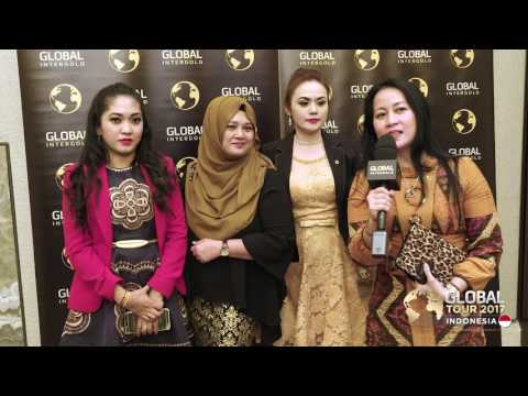 Global InterGold: Clients from Indonesia talk about the business