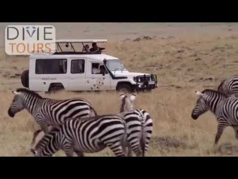 DME Tours Pamper Yourself on Luxury Safari - https://www.dmetours.com