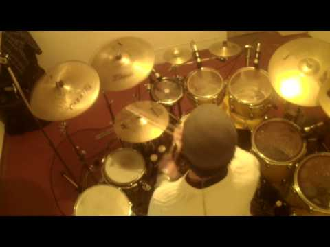 Marvin Sapp - Do Me Like You Drum Cover