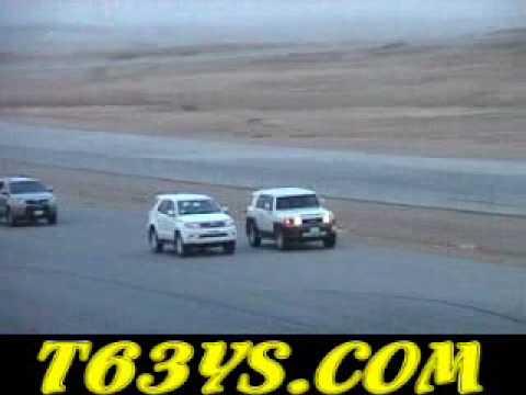 Toyota Fortuner Vs FJ Cruiser
