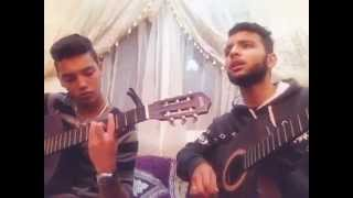 مقطوع من شجرة me9to3 men chajra guitar