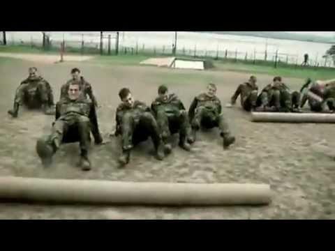 british royal marines training