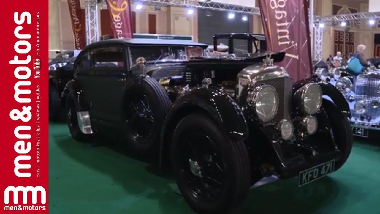 Vintage & Prestige Fine Motor Cars | Classic & Sports Car Show 2015 ...