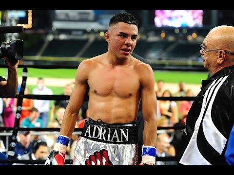 Adrian Granados explains the difference between Boxrec record & his real record DyMiller Mariette