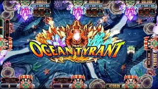 oceans tyrants arcade fishing hunter fish table hot sell in USA games machines for sale