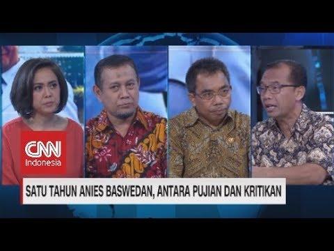 """Satu Tahun Anies Baswedan, PDI-P: Kebijakan Gubernur """"Seolah-Olah"""" Merakyat"""