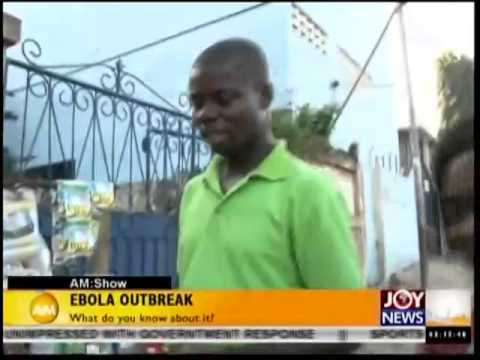 Ebola Outbreak - AM Show (9-7-14)