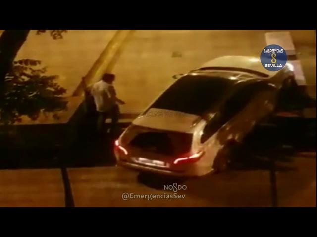 La historia del hombre que condujo borracho hasta Sevilla pensando estar en Badajoz