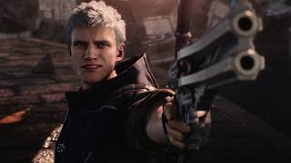 Devil May Cry 5 - New 4K PS4 Pro Gameplay