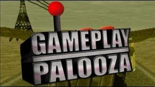 Gameplay Palooza - Sega Saturn - GunGriffon II Gameplay