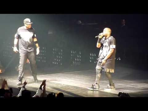 Kanye West & Jay-Z - Gotta Have It (Live)