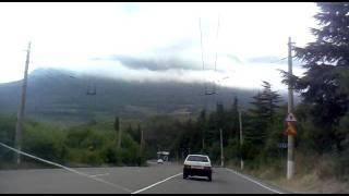 Симферополь-Ялта на такси ч.2.(, 2011-07-16T10:53:22.000Z)