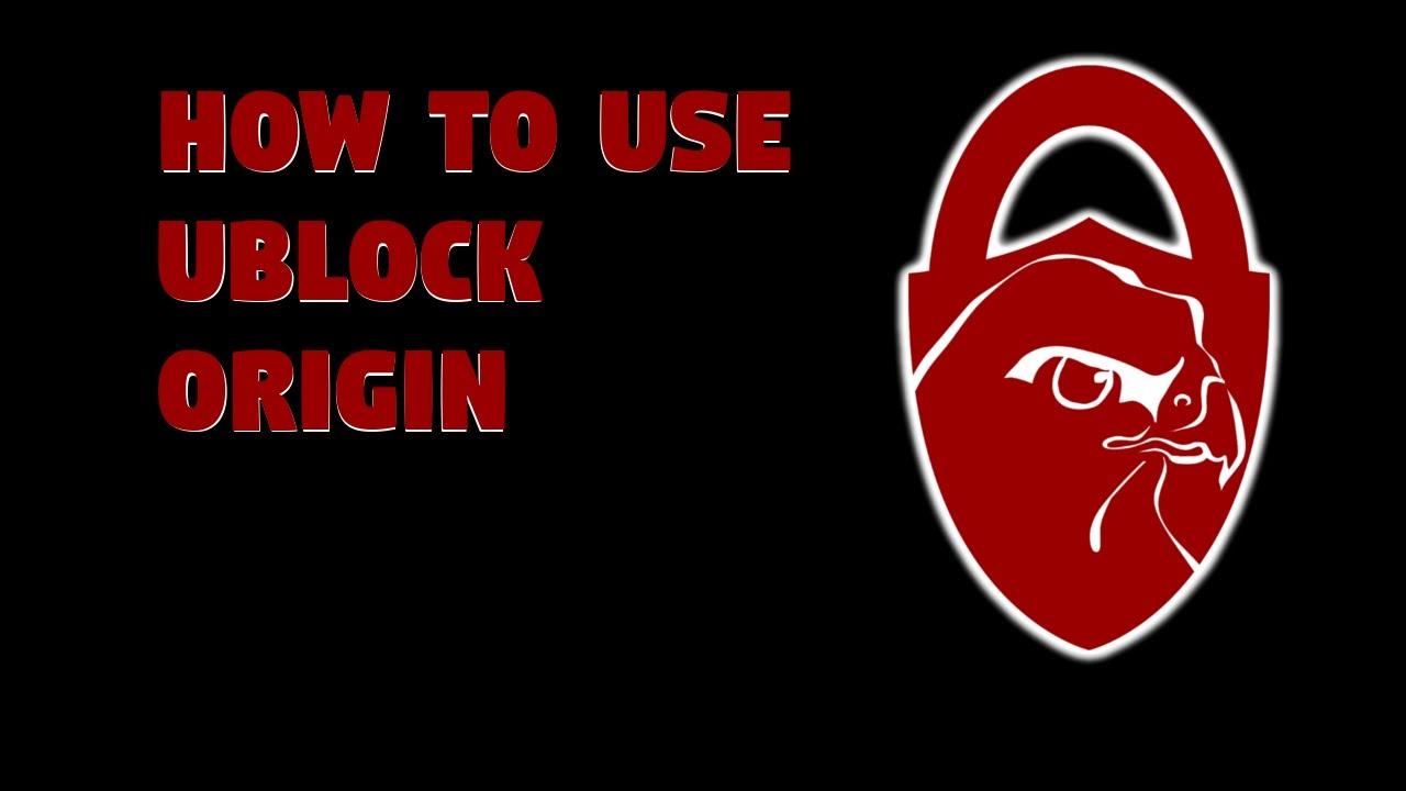 How to use uBlock Origin - YouTube