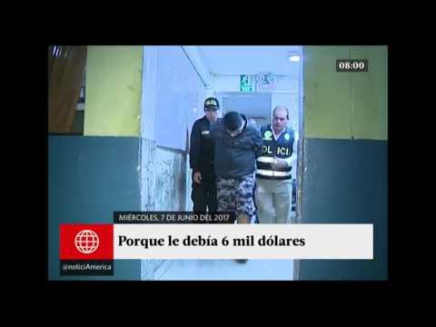 América Noticias - Primera Edición - Titulares 07-06-2017