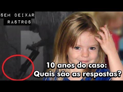 O desaparecimento da menina Madeleine McCann - SEM DEIXAR RASTROS