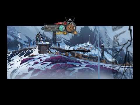 30- Banner Saga 2- Sefa's attack.  