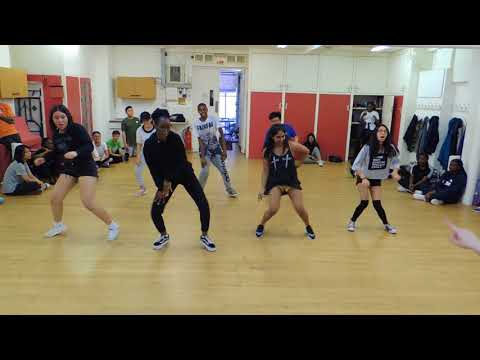 "LKD Class - Group dancing to Jay Park's ""Yacht"""