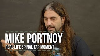 Mike Portnoy's Real Life 'Spinal Tap' Moment