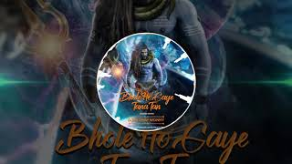 Bhole Ho Gaye Tana Tan.- Tapori Remix (DJ Akshay Wonny)