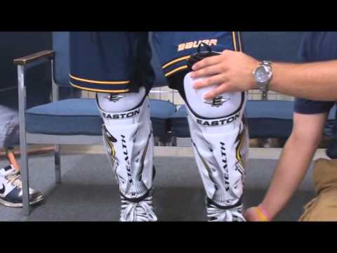 Fitting Hockey Pants