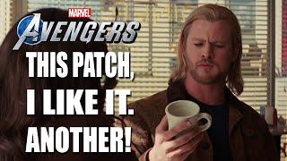 I LIKE IT! | LATEST PATCH (1.3.1) BREAKDOWN! | Marvel's Avengers