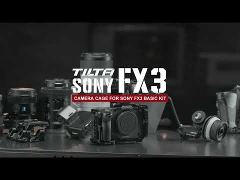 Tilta Camera Cage for Sony FX3