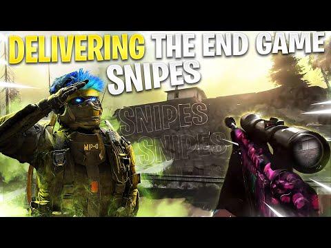 DELIVERING THE END GAME SNIPES! W/ @Jordan Fisher , @Cloakzy  & @Nadeshot |