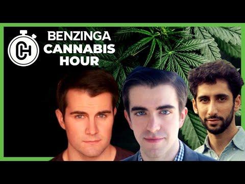 Benzinga Cannabis Hour ft. The Flowr Corp & Flora Growth Corp  Stock Market LIVE 🔴