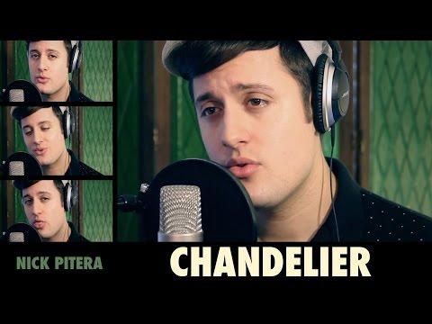 Клип Nick Pitera - Chandelier