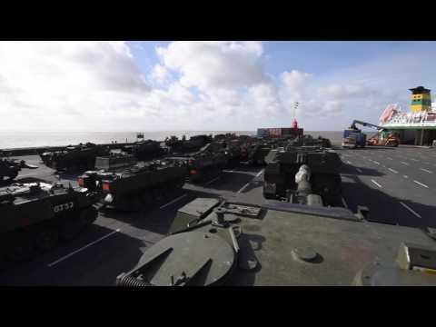 UK Vehicles Departing to Estonia