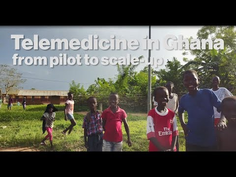 Telemedicine in Ghana: from pilot to scale-up