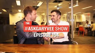 #AskGaryVee Episode 154: Chase Jarvis Answers Questions on the Show