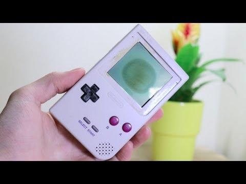Repairing A Sunburned Game Boy Screen | Hackaday