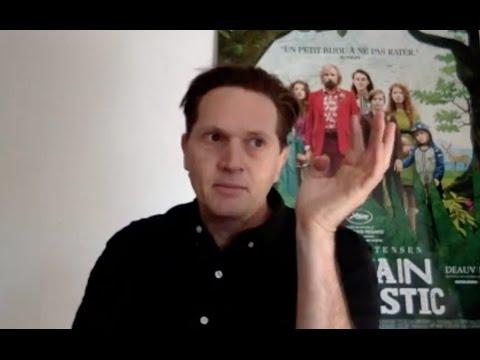Matt Ross dishes writing and directing